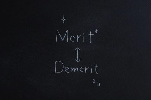 メリット,デメリット