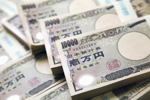 お金,1万円札,札束