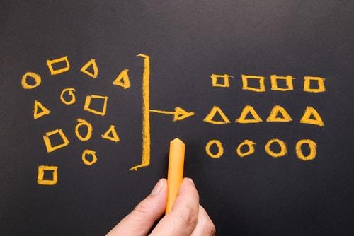 情報整理,体系化